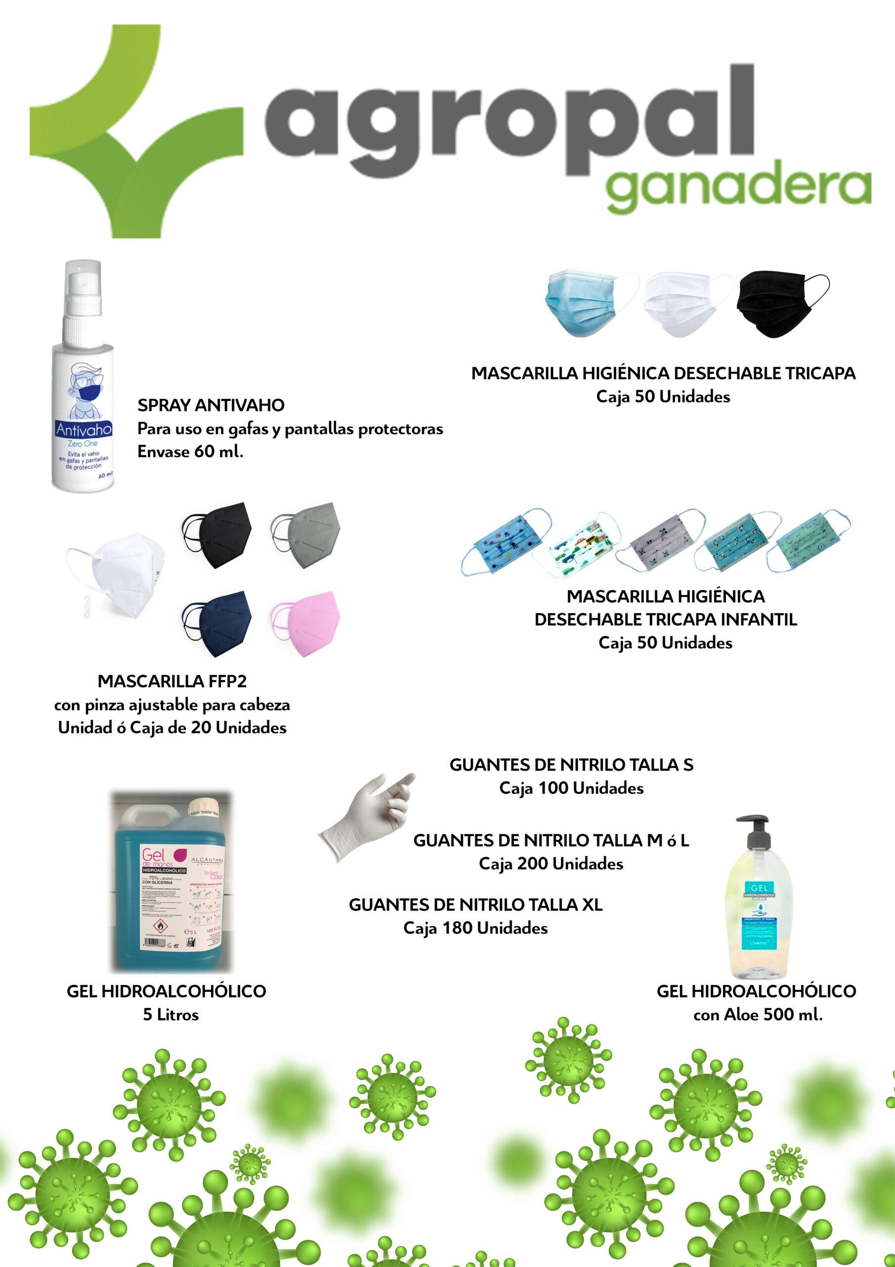 material higiénico